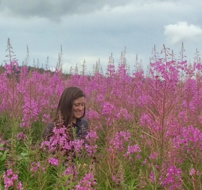 Samantha Martinez, fireweed fields